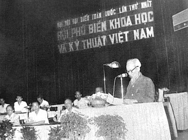Nguồn gốc và ý nghĩa lịch sử ngày Khoa học và Công nghệ Việt Nam 18/5