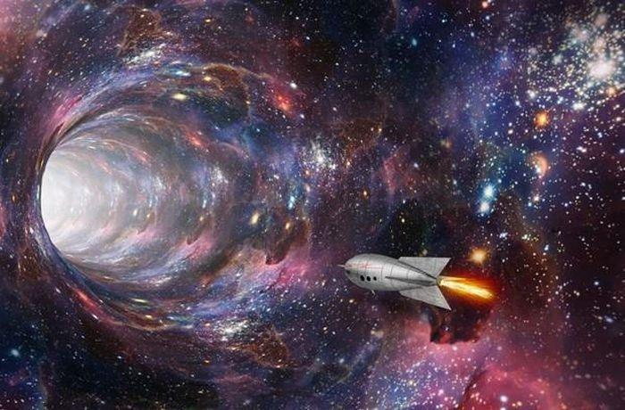 Nhà khoa học tiết lộ thông tin độc đáo về lỗ sâu trong vũ trụ