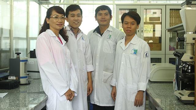 Nhà khoa học Việt lấy độc trị độc