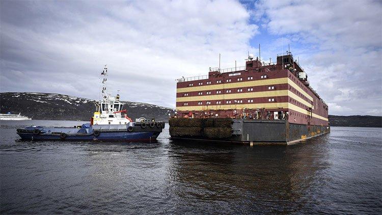 Nhà máy điện hạt nhân nổi của Nga sẵn sàng chinh phục Bắc Cực