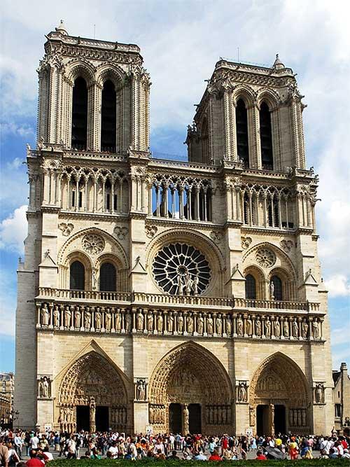 Nhà thờ Đức Bà Paris - Biểu tượng của nước Pháp