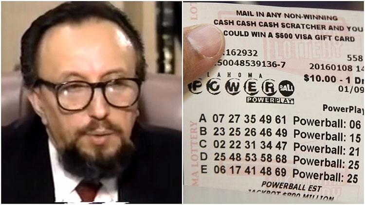Nhà toán học Rumani dùng công thức bí mật để trúng xổ số 14 lần