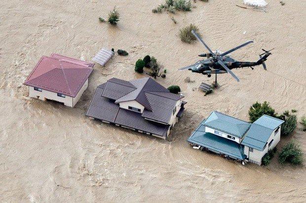Nhật Bản: Đất nước chịu nhiều thiên tai và cách bảo vệ người dân khiến cả thế giới thán phục
