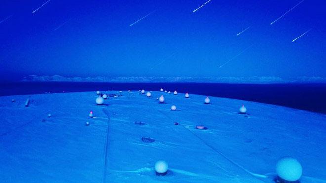 Nhật Bản sắp làm mưa sao băng nhân tạo đầu tiên trên thế giới