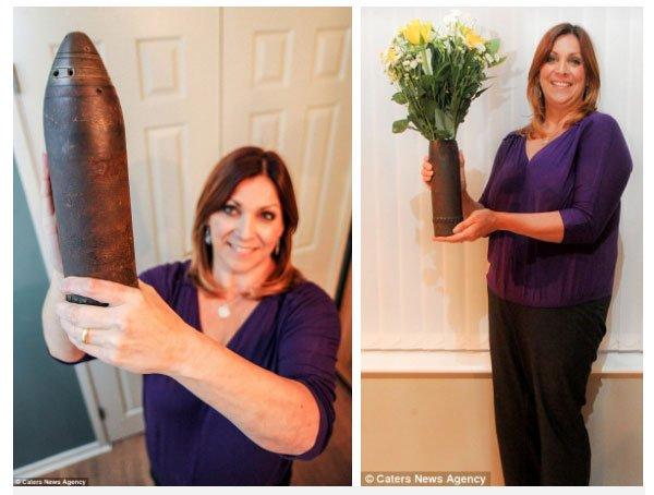 Nhặt được bình sắt lạ, người phụ nữ đem về làm lọ cắm hoa, 30 năm sau mới phát hiện ra mình sống chung với tử thần bấy lâu