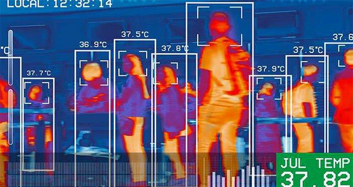 Nhiệt độ trung bình cơ thể người giảm theo thời gian