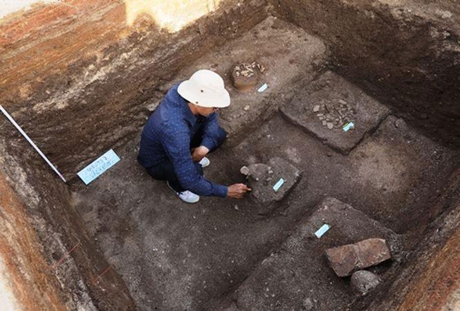 Nhiều mộ cổ 2.000 năm được phát hiện ở đảo Lý Sơn