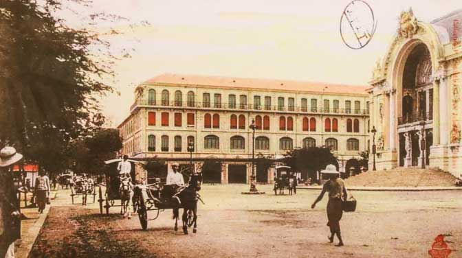 Nhịp sống Sài Gòn thế kỷ 19 qua tranh ảnh