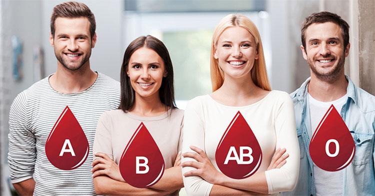 Nhóm máu tiết lộ sức khỏe của bạn