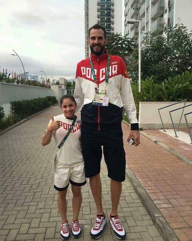 Những bí mật ẩn giấu của các vận động viên Olympic