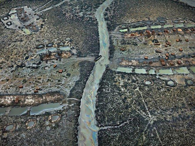 Những bức ảnh Anthropocene: Con người tàn phá Trái đất như thế nào?