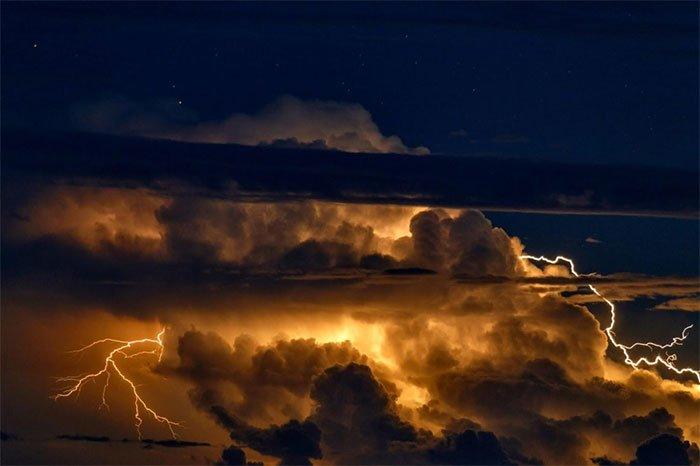 Những cơn bão mang năng lượng mạnh nhất hành tinh