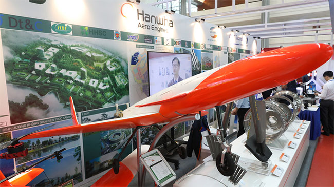 Những công nghệ nổi bật tại triển lãm thành tựu ứng dụng khoa học