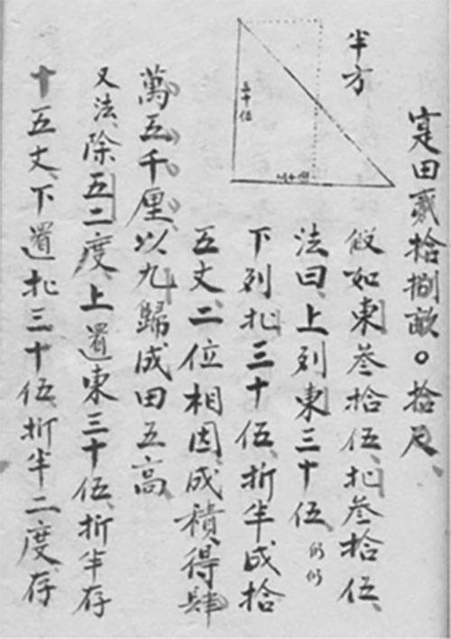 Những cuốn sách toán cổ xưa của người Việt