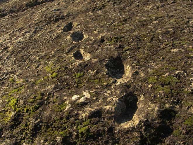Những dấu chân bị đồn của quỷ dữ trên khắp thế giới