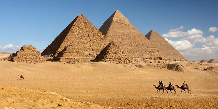 Những di sản trường tồn với thời gian của Ai Cập cổ đại