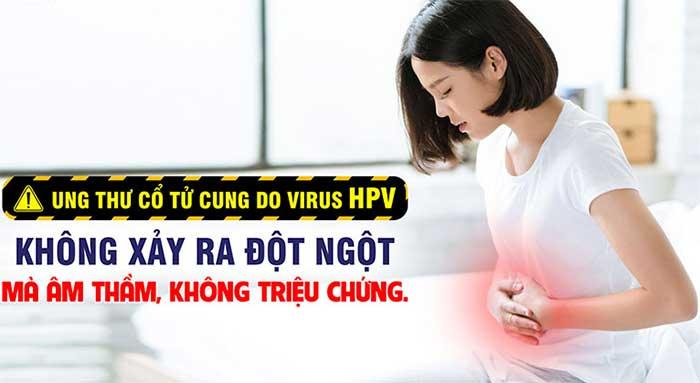 Những điều cần biết về tiêm phòng ung thư cổ tử cung HPV