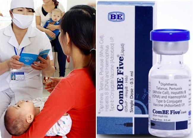 Những điều cần biết về vắc xin ComBE Five thay thế Quinvaxem