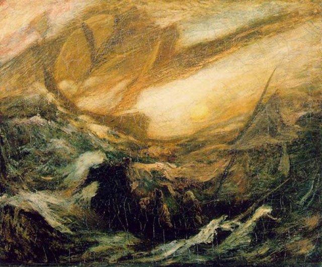Những điều chưa biết về con tàu ma Người Hà Lan bay bí ẩn