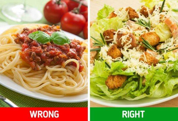 Những điều chúng ta luôn mặc định về đồ ăn nhưng sự thật chưa chắc đã như vậy