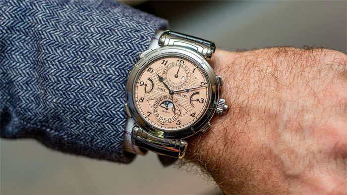 Những điều ít biết về các mẫu đồng hồ chỉ dành cho giới siêu giàu
