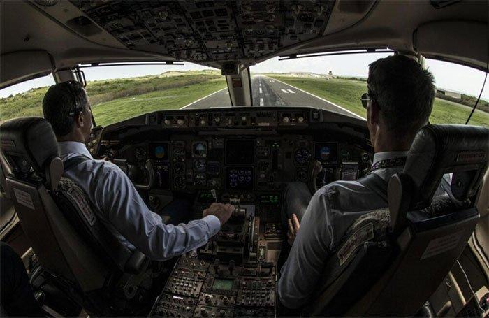 Những điều ít người biết về chuyên cơ Không lực Hai chở phó tổng thống Mỹ