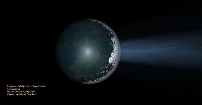 Những hành tinh đầy bụi bặm này có thể tồn tại sự sống, chỉ là chúng ta không thể thấy được mà thôi