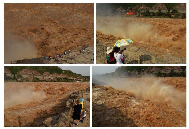 Những hình ảnh đáng sợ về cơn đại hồng thủy ở miền Nam Trung Quốc