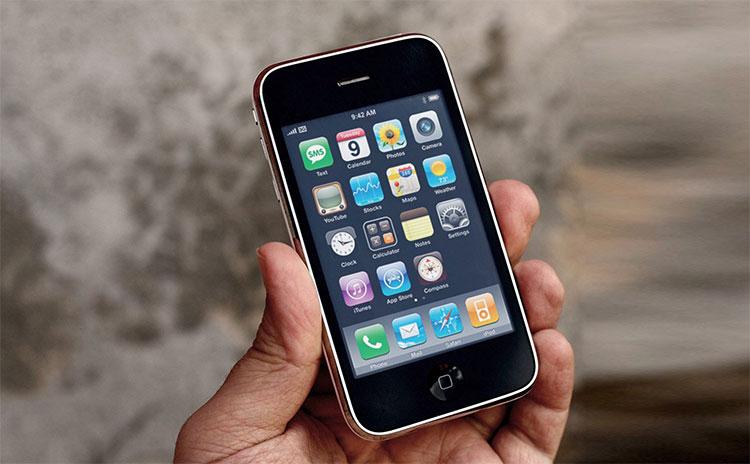Những lần đầu tiên trong lịch sử smartphone