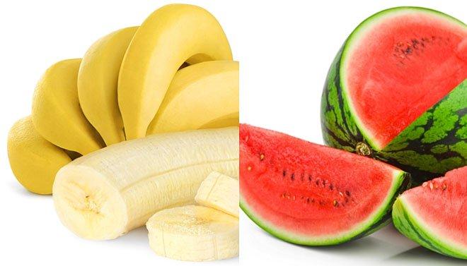 Những loại rau, trái cây kỵ nhau không nên ăn chung