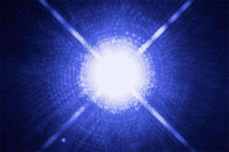 Những ngôi sao đang biến thành tinh thể trên bầu trời