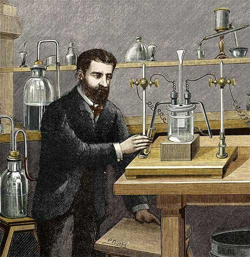 Những nhà khoa học nổi tiếng sinh năm con chuột