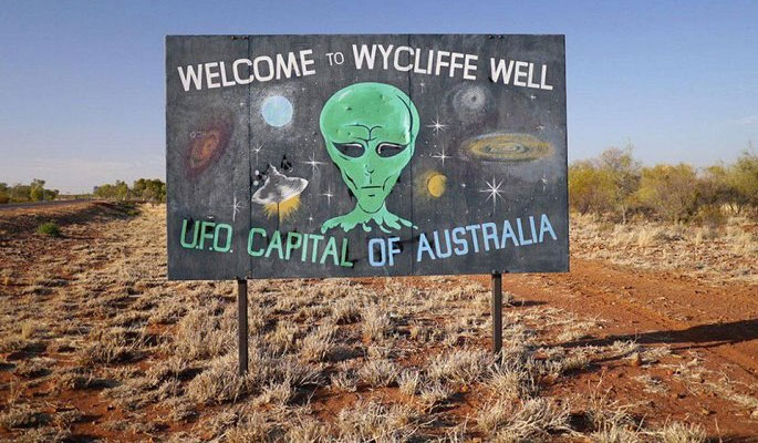 Những nơi lý tưởng nhất trên thế giới để săn người ngoài hành tinh
