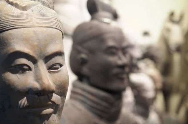 Những phát hiện khảo cổ ấn tượng nhất lịch sử Trung Quốc