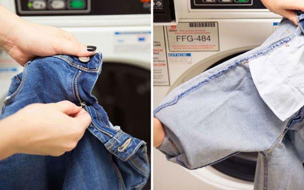 Những sai lầm thường thấy khi giặt quần jeans bằng máy giặt mà đến 80% người dùng sẽ mắc phải