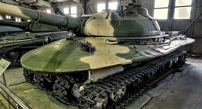 Những siêu phẩm xe tăng Liên Xô chưa bao giờ chào đời