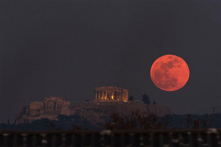 Những sự kiện thiên văn nổi bật nhất năm 2018