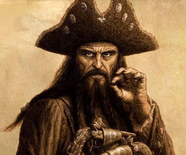 Những tàu hải tặc khét tiếng nhất trong lịch sử nhân loại