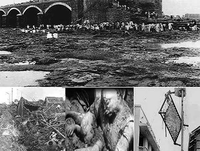 Những thảm họa vỡ đập kinh hoàng trên thế giới