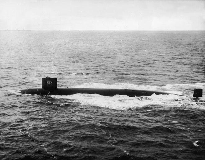 Những thảm kịch tàu ngầm tồi tệ nhất trong lịch sử thế giới