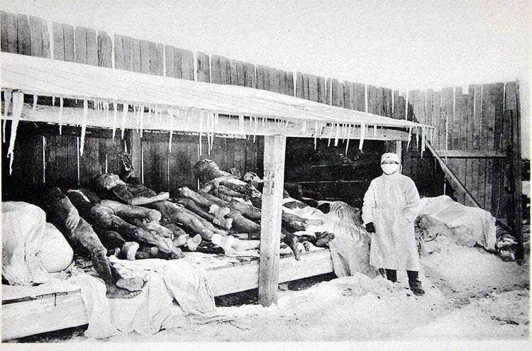 Những thí nghiệm trên người ghê rợn nhất trong lịch sử