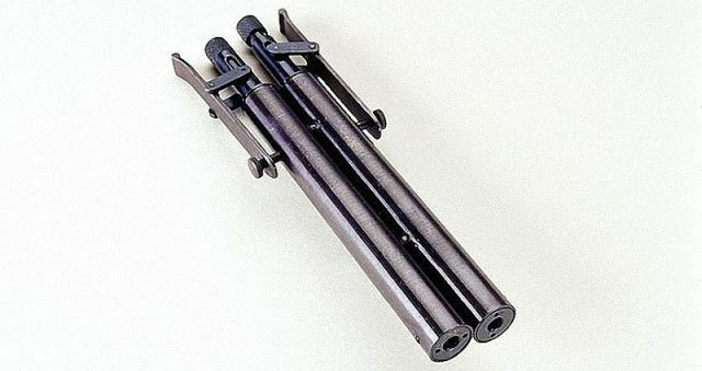 Những vũ khí cực lợi hại được phủ lớp vỏ đẹp mĩ miều