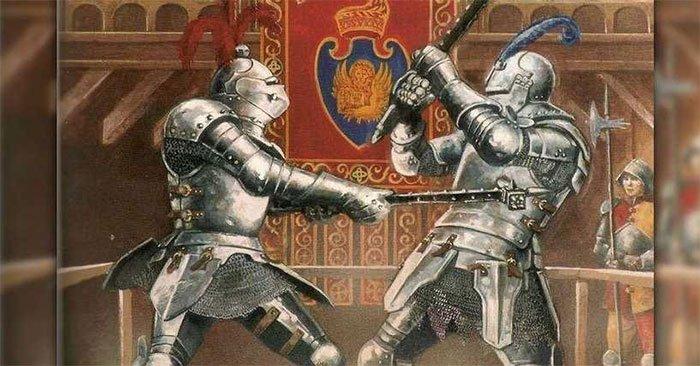 Nỗi khổ ít biết của hiệp sĩ thời Trung Cổ khi mặc áo giáp