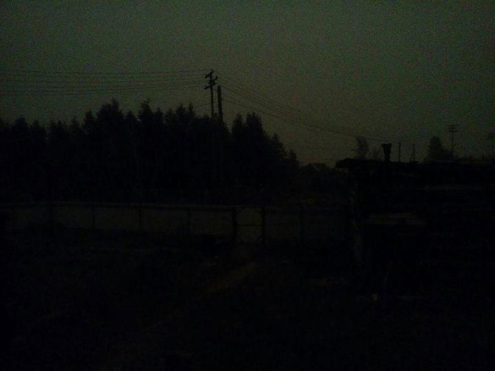 Nơi người dân sống chung với cảnh bầu trời tối đen ngay giữa ban ngày