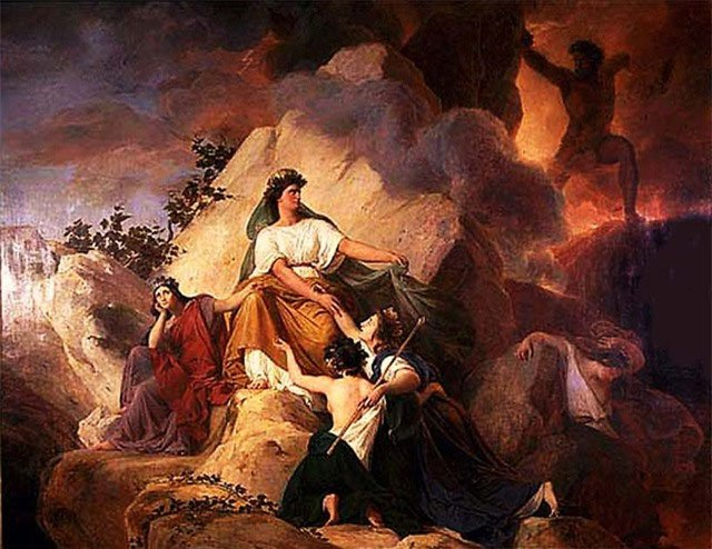 Nữ thần Cybele và lễ tế xuân đẫm máu với phong tục tự thiến
