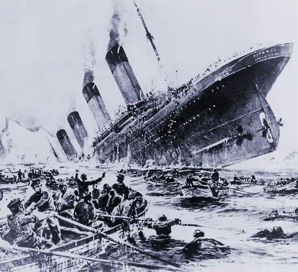Nữ y tá này đã sống sót sau cả 3 vụ đắm tàu lịch sử, bao gồm cả Titanic