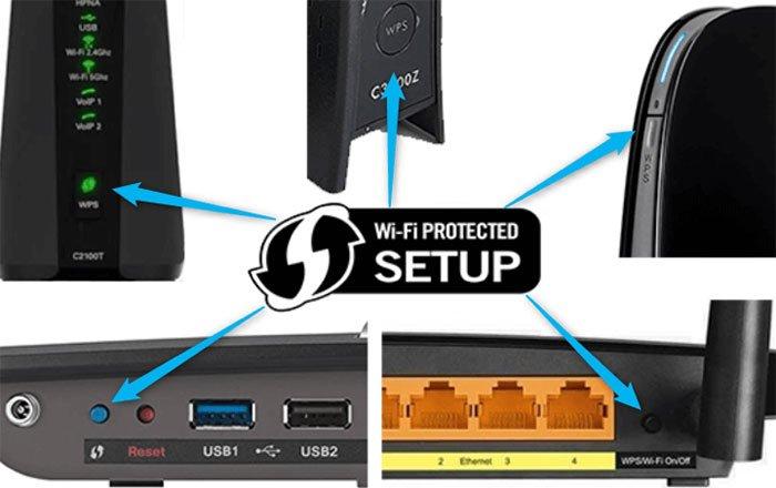 Nút WPS trên router dùng để làm gì?