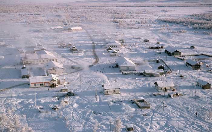 Ở nơi lạnh nhất thế giới, mọi thứ đều đóng băng, người ta ăn gì?