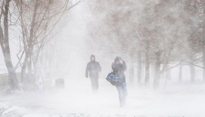 Phản ứng của cơ thể người trong nhiệt độ đông lạnh