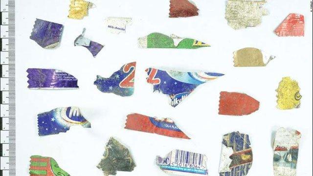 Phát hiện 2.000 mảnh nhựa tại khu khảo cổ từ thời Đồ Sắt